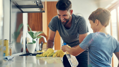 Doing your share at home? That could be a matter of perception
