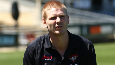 Michael Hurley has revealed the full extent of the infection that laid him low.