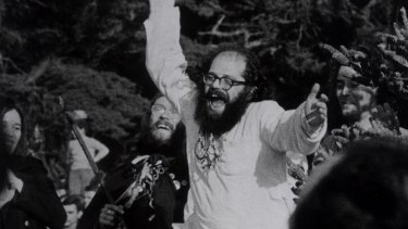 Poet Allen Ginsberg mentioned Gem Spa in his work.