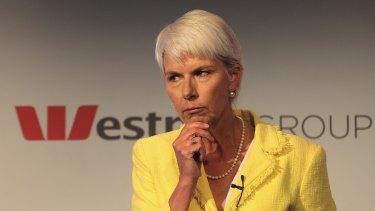 Phil Chronican was overlooked for the Westpac CEO job in favour of Gail Kelly.