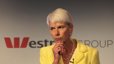Former Westpac CEO Gail Kelly and Patrick Allaway resigned with immediate effect.
