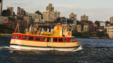 The survey found boat noise mostly affected residents around Cremorne, Vaucluse and Mosman.