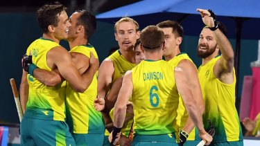 Hockey: Australia's Kookaburras aiming for World Cup three-peat