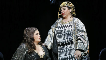 All you need is love: Aida's romantic heart eclipses tech innovations