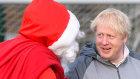 Boris Johnson wants an election victory for Christmas.