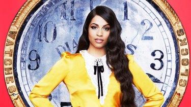 YouTube sensation Lilly Singh.