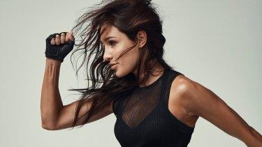 Kayla Itsines, co-founder of fitness app Sweat.