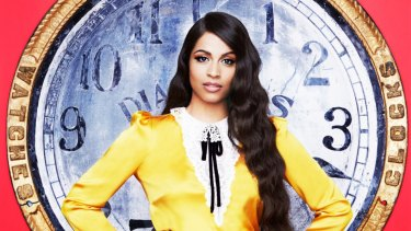 YouTube sensation Lilly Singh.