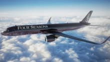 The plane that costs $209,600 a seat