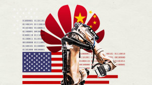 The two nations are vying for supremacy in the 21st century technology revolution.