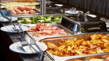 Is the all you can eat buffet dead?