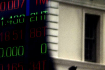 The S&P/ASX 200 lost 41.4 points to close Thursday's session at 7485.7.