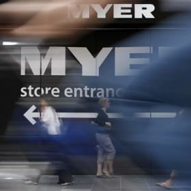 Why Myer and David Jones need to pay more attention to 45-year-olds