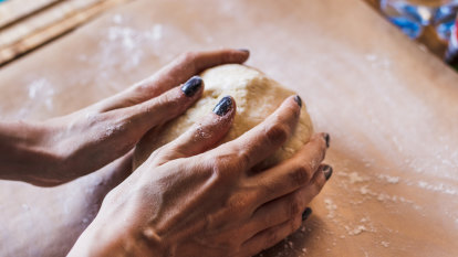 Solace in the kitchen: why we are vying for sourdough one-upmanship
