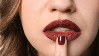 The newest lip shade to try this winter