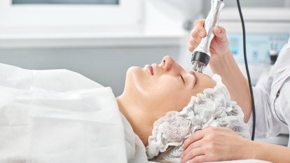 A non-surgical facelift is put to the test