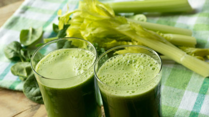 Why, for me, the celery trend was worth a spin (and a $600 juicer)