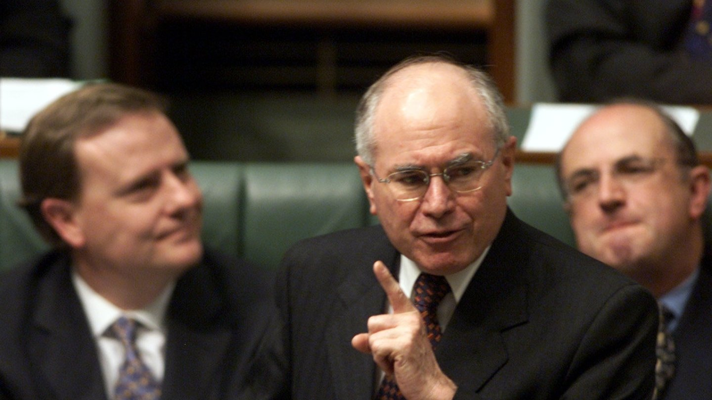 The GST, introduced during the prime ministership of John Howard, was the last major tax reform.