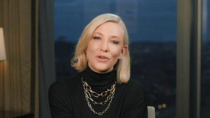 Cate Blanchett receives lifetime honour as G'Day USA goes virtual