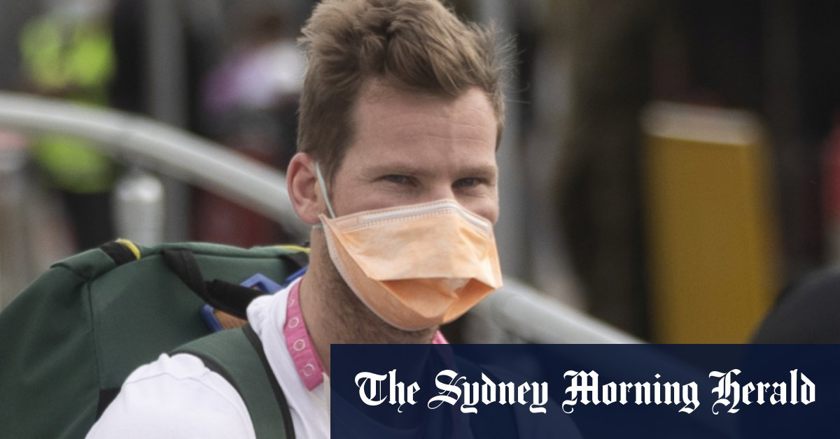 Unsung heroes: Physio and trainer enter quarantine to help out national side – Sydney Morning Herald