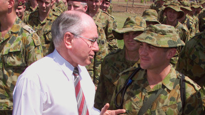 'Beyond the pale': Official history of Australia's East Timor operations on ice amid censorship claims