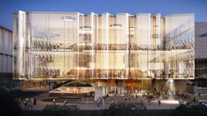Construction to start on Brisbane's new theatre as South Bank plan delayed