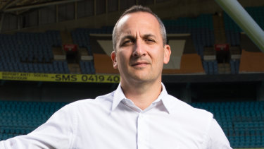 Interim NRL CEO Andrew Abdo has just accepted the toughest job in Australian sport.