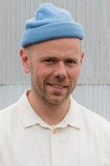 Chunky Move's new artistic director, Antony Hamilton.