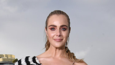 Jessica Marais was to make her return to television in the reboot of Halifax.