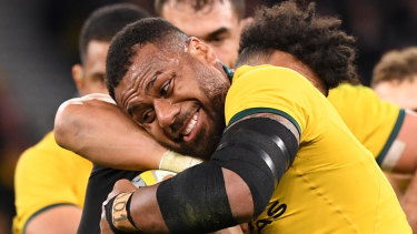 Exception to the rule: There is a way to ensure the likes of Samu Kerevi are not lost to Australian rugby, but it requires an open mind.
