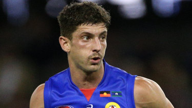 Tom Liberatore has been cleared of an ACL injury.