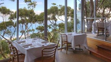 Apollo Bay: Chris's Beacon Point Restaurant