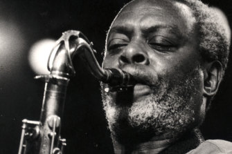 Had Dewey Redman been a boxer, he'd have been known for bouncing back off the canvas.
