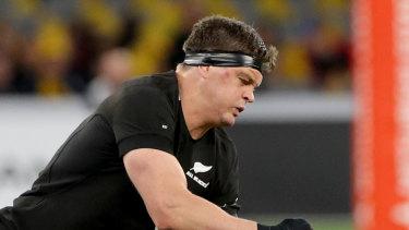 Scott Barrett has been handed a three-week ban.