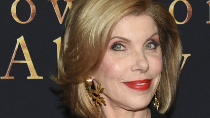 Christine Baranski signs up for new series from Downton creator