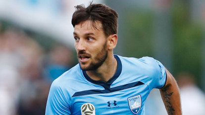 'Give them a chance': Ninkovic wants more youngsters in A-League not lift in foreigners