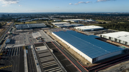 Developers battle it out over $400m Light Horse logistics site