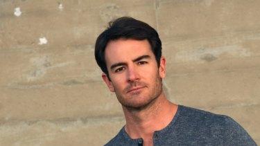 Australian actor Ben Lawson.