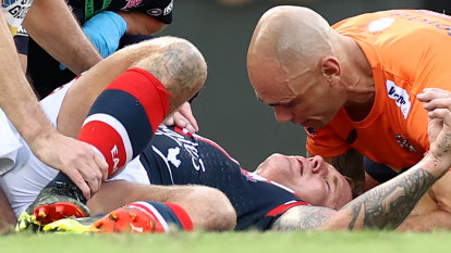 The 18th man rule does nothing to reduce risk of life-altering head injuries