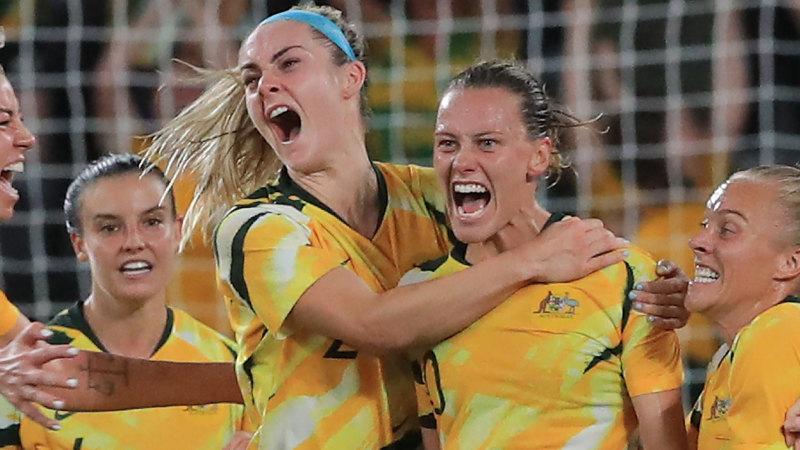Selection heartbreak looms as Matildas aim to clear final Tokyo hurdle