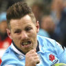 How injury unearthed the 'unreal' new Waratahs captain