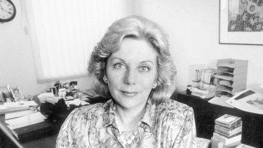Ita Buttrose in 1992 as editor of ITA Magazine.