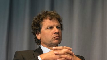 Incoming NAB director Simon McKeon.