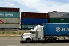 The number of freight trucks on south-east Queensland roads will more than triple, a study suggests, if rail links are not improved to the Port of Brisbane.