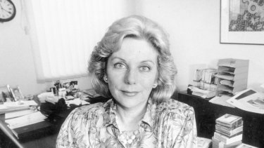 Ita Buttrose in 1992 as editor of ITA Magazine.