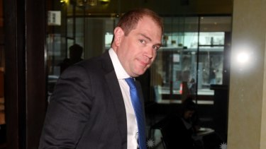 Former NSW ALP general secretary Jamie Clements faces expulsion from the party at a hearing scheduled for October 15.
