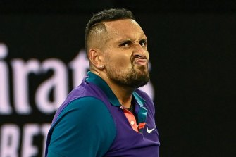 Nick Kyrgios was furious after being compared to Bernard Tomic.