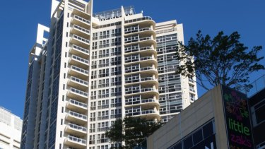 Meriton Serviced Apartments has been fined for changing some guests' email addresses to stop negative TripAdvisor reviews.