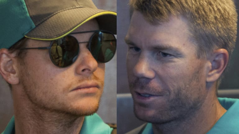 Being the less experienced one, Smith had no personal authority over Warner.