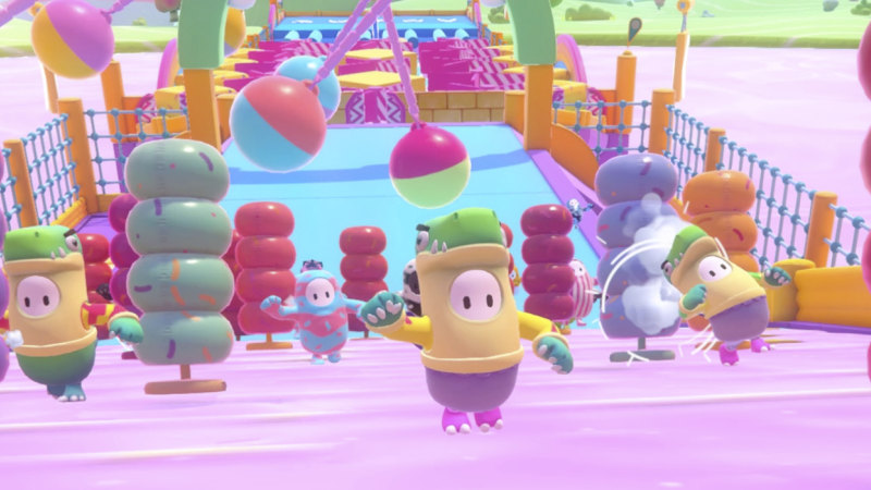 Fall Guys Review Pastel Party Take On Fortnite Is An Online Winner For All Ages Our fortnite stats are the most comprehensive stats out there. fall guys review pastel party take on